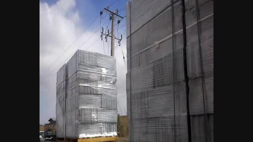 آشنایی با بلوک دیواری سبک پرلکس - 09131132026