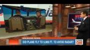 گزارش CNN و شبیه سازی پرواز MH370
