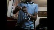 شعبده بازی با طناب