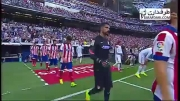 خلاصه بازی رئال مادرید 1 - 2 اتلتیکو مادرید