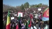 تظاهرات بزرگ در تل آویو