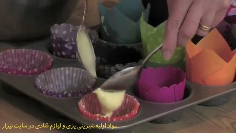 استفاده از کپسول کاپ کیک در شیرینی پزی