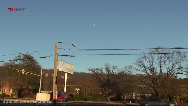 وقتی سیارات جای ماه را در آسمان می گیرند! + زیرنویس