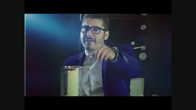 "موزیک ویدیو رامین مقدم ""آرومم"""