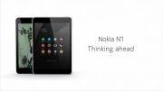 نوکیا تبلت جدید خود را معرفی کرد-Nokia N1