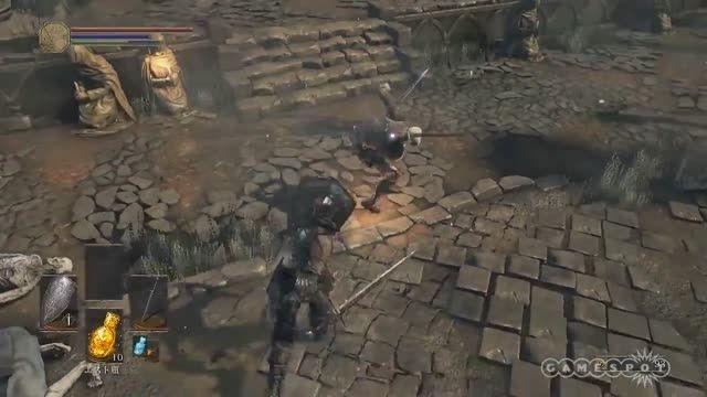 تریلر گیم پلی بازی Dark Souls 3 - زومجی