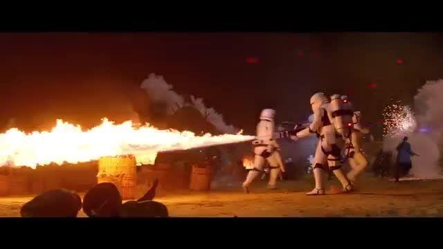 تریلر جدید فیلم جنگ ستارگان