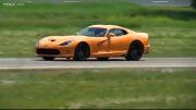 دوج Viper SRT 2015 - اولین تجربه رانندگی