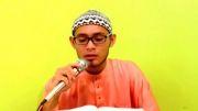 استاد زكی الدین حنفی( آموزش مقام بیاتی) مالزی