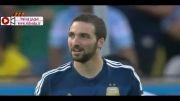 خلاصه بازی آلمان ۱-۰ آرژانتین