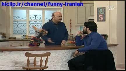 حامد بهداد و عیدی دادن به جیگر