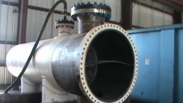 Chemical Cleaning of Shell Tube Heat Exchange
