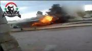 در حال بمب گذاری در اتوبوس بودند که جلوی خودشون منفجر شد .
