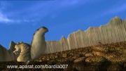 انیمیشن كوتاه (scrat in gone nutty)