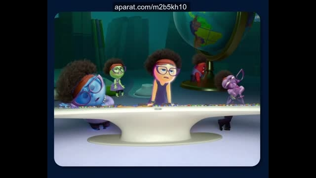 """قسمت پایانی انیمیشن""""ظاهر و باطن"""" دوبله پارسی"""
