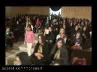 اجرای زنده آهنگ ایران باصدای مهدی چناری