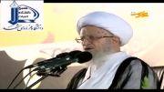 حضرت آیت الله العظمی مکارم شیرازی و تخریب آثار اسلامی