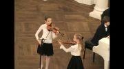 دوئت ویولن و پیانو - Antonio Vivaldi Lestro Armonico A-moll