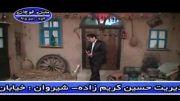 بهنام رحیم زاده خواننده و آهنگساز در قوچان