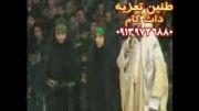 پیش واقعه جدید و متفاوت در تعزیه حضرت عباس(ع) 1390 قودجان