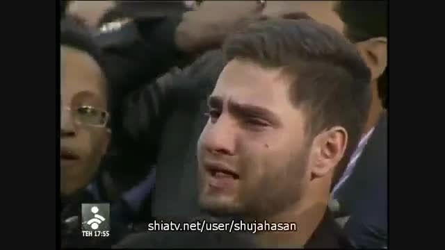 طرفداران رهبر معظم انقلاب اسلامی بیرون از کشور