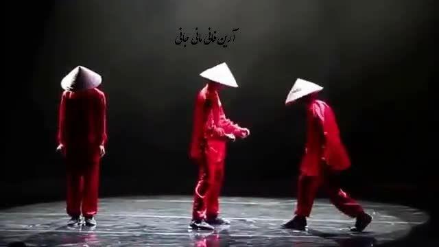 رقص پاپینگ ورژن ژاپنی
