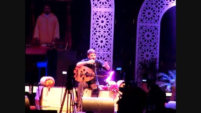 سامی یوسف - اجرای ترانه کلید در کنسرت تطوان 2015
