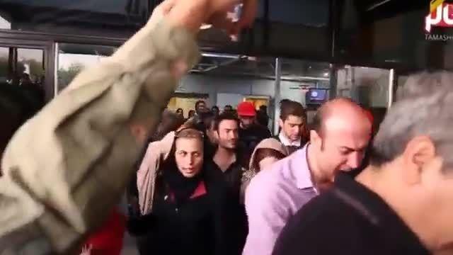 عکس العمل همسر هادی نوروزی پس از اعلام مرگ او :(:(