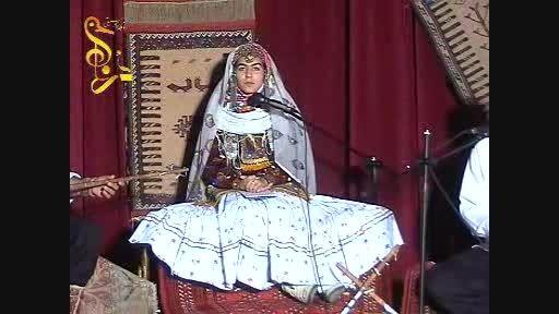 """شمال خراسان-آهنگ """"هرای"""" (دوتار توسط استاد شعبان اسلامی)"""