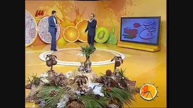 سوتی های خنده دار علی ضیا در برنامه های زنده
