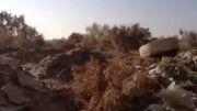 جاده دسترسی باشگاه های سوارکاری صدوق- قبل از بازسازی-آذر90