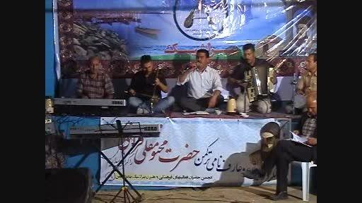 """موزیک ویدیو """"akher zaman"""" از باخشی ستار کر+ دانلود"""