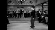 چارلی چاپلین ادای رقص مایکل جکی
