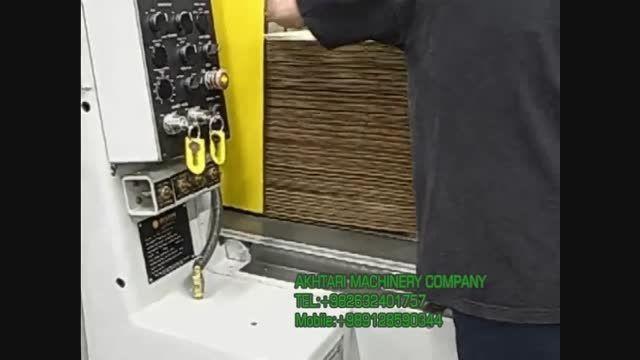 دستگاه چاپ فلکسو کارتن فول اتوماتیک