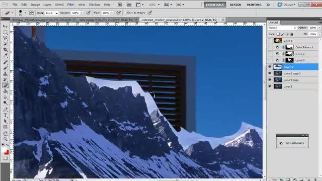 آموزش طراحی نما از فضای خارجی ساختمان