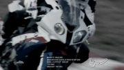 تست و درگ BMW 1000 RR 2012 با BMW M3 عالیه