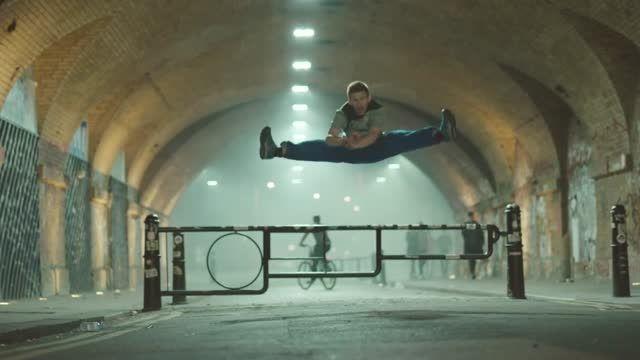 خوزه مورینیو در تبلیغات تلویزیونی