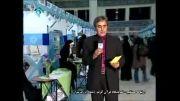 بیست و یکمین نمایشگاه بین المللی قرآن کریم با سعید رنجبر