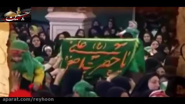 نماهنگ وداع با حضرت علی اصغر