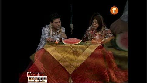 متن خوانی محسن بهرامی و خانم فرزانه خوانی