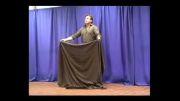 پرواز انسان روی صحنه - شعبده ها