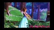 یه قسمت از کارتون Barbie And The Diamond Castle