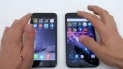 Nexus 6 vs iPhone 6 Plus - Apps Speed Test
