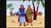 انیمیشن مسلمان شدن مرد مسیحی  بوسیله امام حسین( ع )