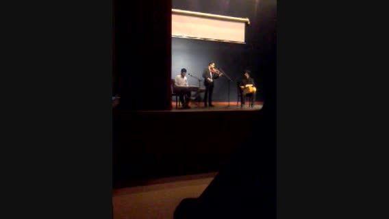 موسیقیی که در محل اجرای نمایش ما اجرا شد(بخش2)