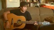 كاور آهنگ BoyFriend جاستین بیبر توسط دنیل پیتر