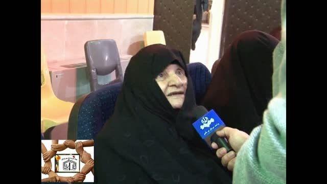 گزارش همایش همت والا مهر ماندگار خیریه اوجان بستان آباد