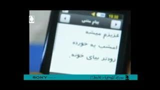 فیلم موبایلی میلاد، راه یافته بخش اصلی