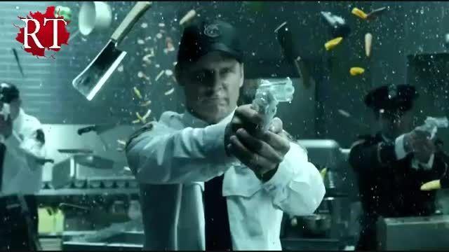 حرکت آهسته ی فیلم مردان ایکس 2