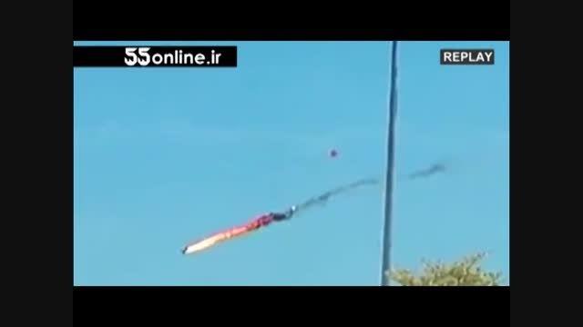 برخورد دو هواپیما در مالزی
